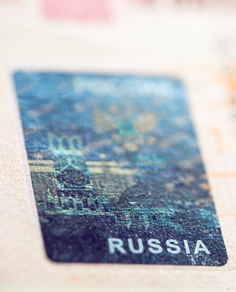 Russian visa kmp in case you exceed the fixed term of the visa registration a fine will be imposed on you by russian law enforcement agencies in the place where you applied altavistaventures Choice Image